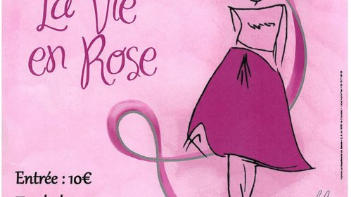 Spectacle La vie en rose